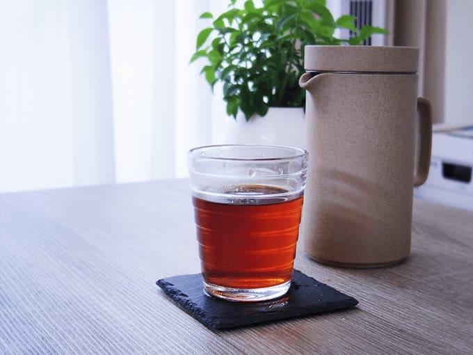 Le monde du the (ル モンド・デュ テ)_ポットと紅茶