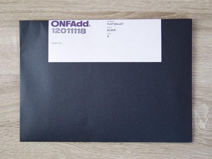 ONFAdd-FLAT-WALLET_パッケージ