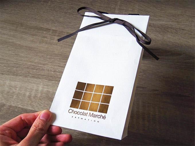 THE-CHOCOLATE-SOCIETY_ESTINATIONの紙袋