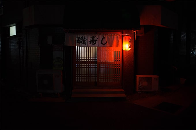 RICOH GR III(GR3)スナップ写真_料理店
