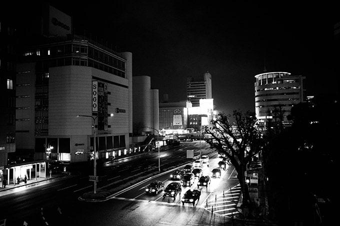 神戸フォトウォーク20190330_三宮道路