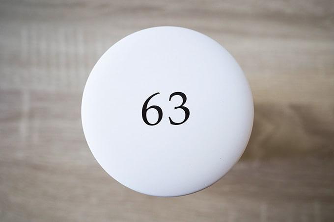 63(ロクサン)茶筒_ロゴ