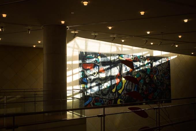 国立国際美術館(大阪)_館内絵画