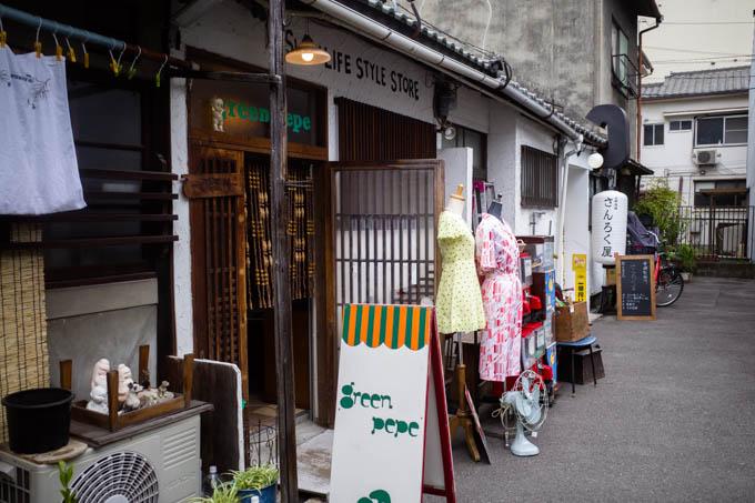 GRIII(GR3)中崎町フォトウォーク_レトロ雑貨のお店