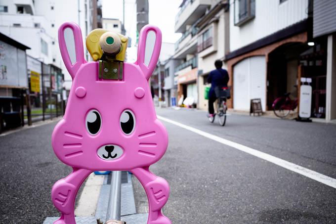 GRIII(GR3)中崎町フォトウォーク_レトロなキャラクター