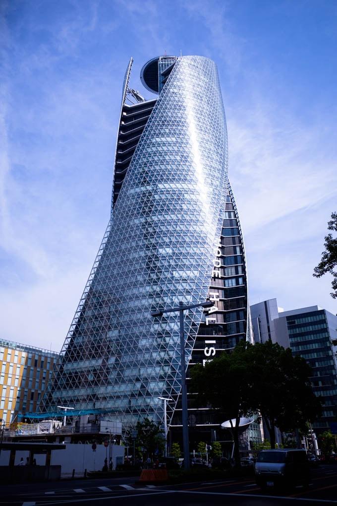 GRIII(GR3)名古屋駅周辺フォトウォーク_スパイラルタワー