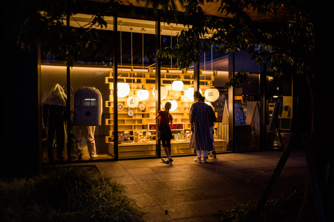 GRIII(GR3)名古屋駅周辺フォトウォーク_ウィンドウディスプレイ