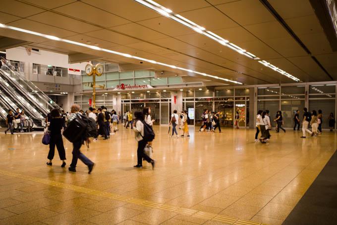 GRIII(GR3)名古屋駅周辺フォトウォーク_金時計周辺