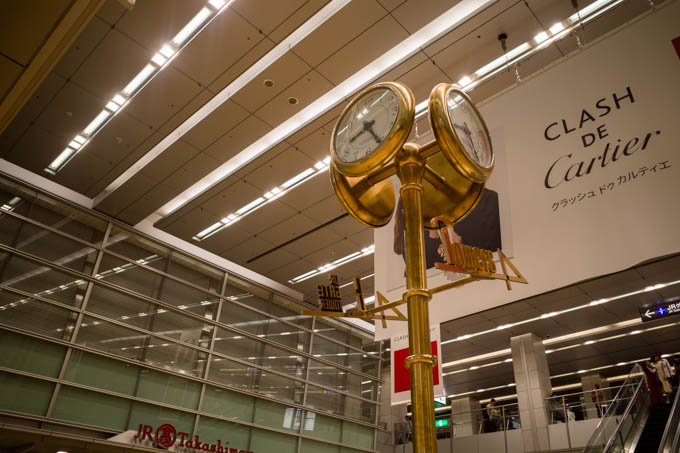 GRIII(GR3)名古屋駅周辺フォトウォーク_金時計