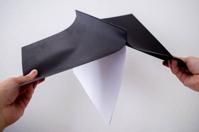 SLIT(スリット)_逆さにしても紙が落ちない
