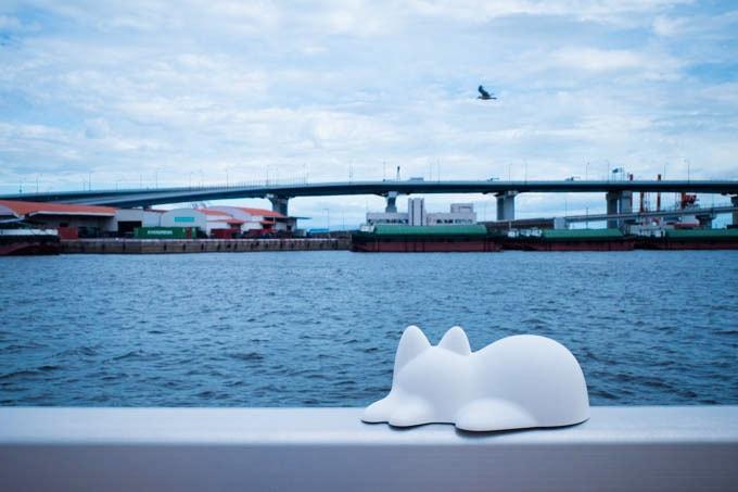 NekoCup(ネコカップ)_海との写真