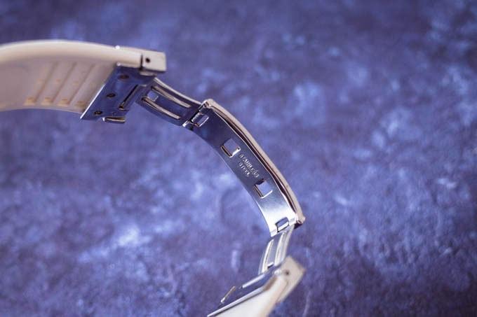 FOSSIL Philippe Starck(フィリップ スタルク) PH1111_留め具部分