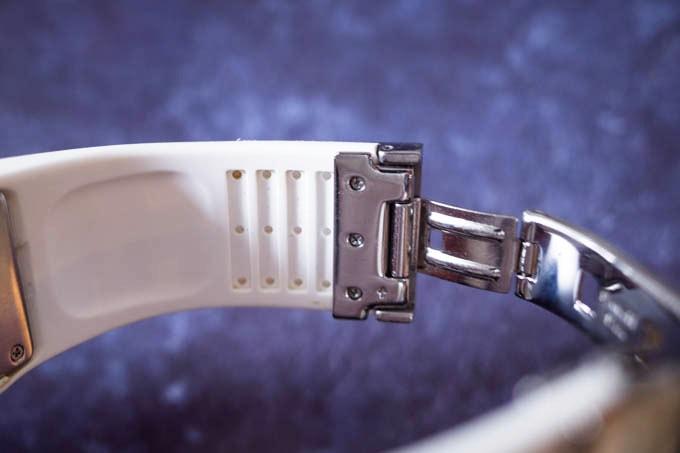 FOSSIL Philippe Starck(フィリップ スタルク) PH1111_留め具部分拡大
