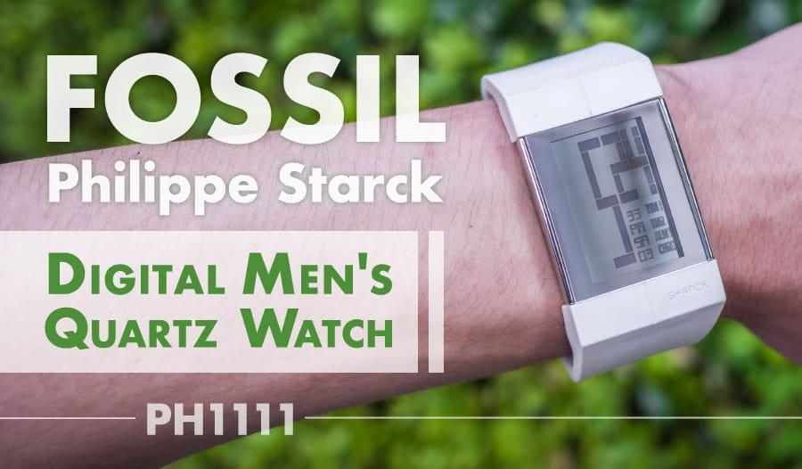 FOSSIL Philippe Starck(フィリップ スタルク) PH1111_アイキャッチ