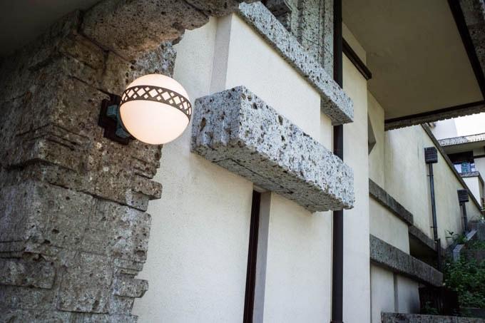 ヨドコウ迎賓館(旧山邑家住宅)_有機的な意匠