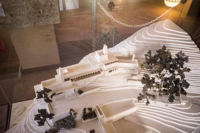 ヨドコウ迎賓館(旧山邑家住宅)_建築模型