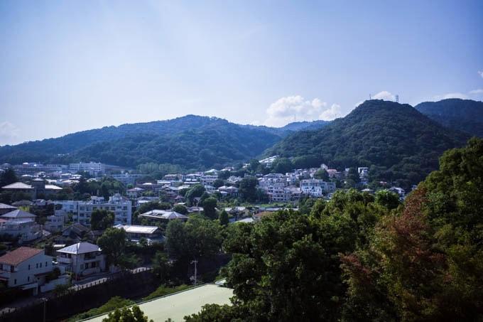 ヨドコウ迎賓館(旧山邑家住宅)_屋上からの景色03