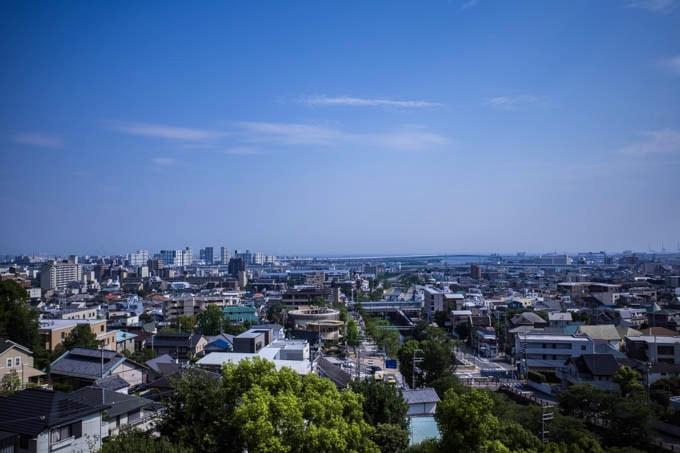 ヨドコウ迎賓館(旧山邑家住宅)_屋上からの景色01
