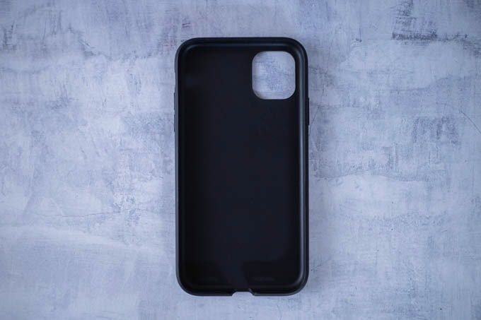 Smooth Touch Hybrid Case for iPhone11_本体なし