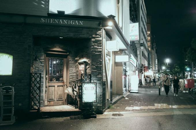 GRIII(GR3)ブリーチバイパス作例_飲食店外観