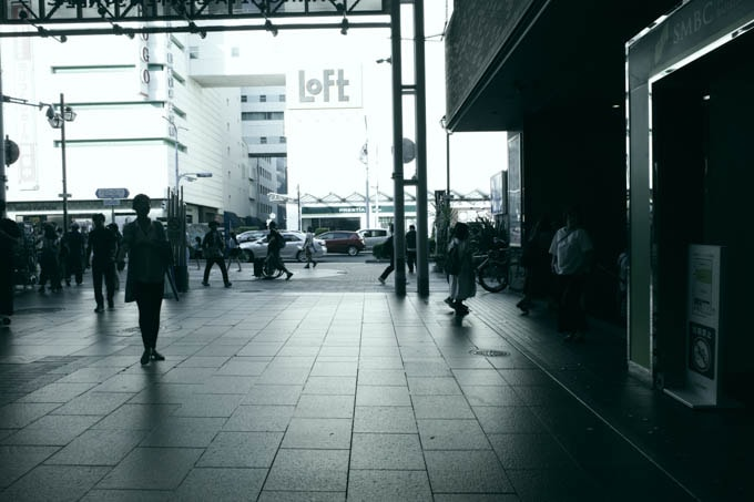 GRIII(GR3)ブリーチバイパス作例_三宮センター街