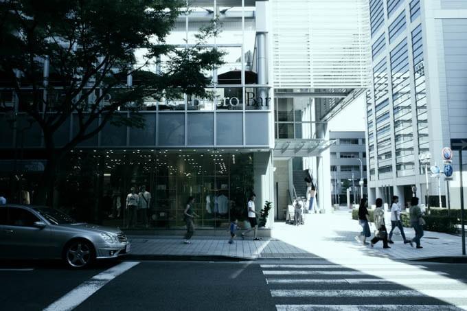GRIII(GR3)ブリーチバイパス作例_近代建築