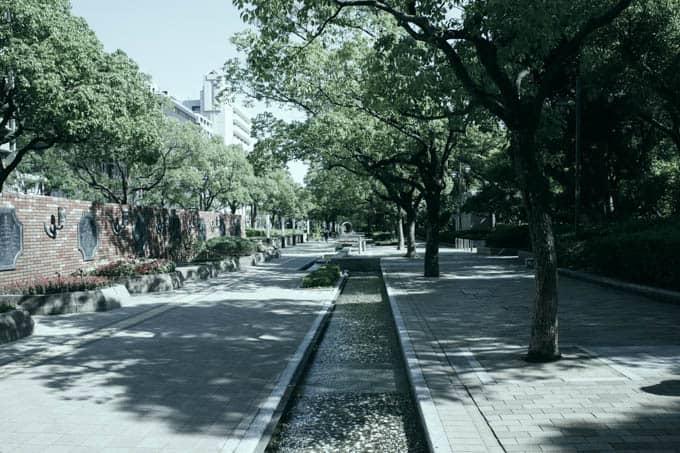 GRIII(GR3)ブリーチバイパス作例_昼の公園