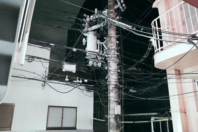 GRIII(GR3)ブリーチバイパス作例_電線
