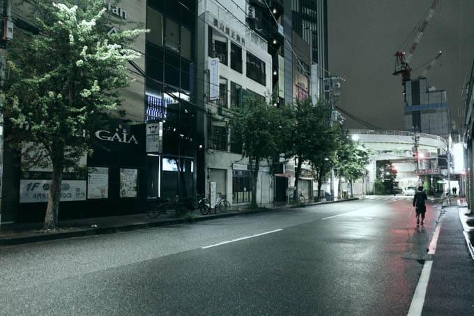 GRIII(GR3)ブリーチバイパス作例_広い道路