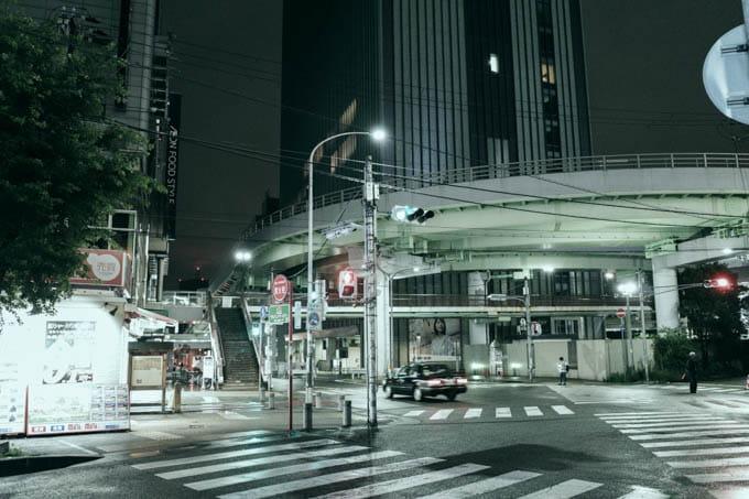 GRIII(GR3)ブリーチバイパス作例_三宮駅周辺