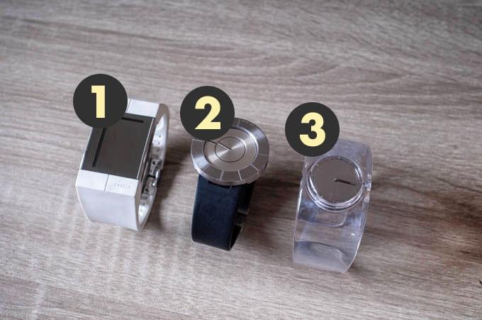 デザイナーのカバンの中身_腕時計