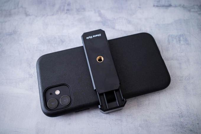 スマホホルダー+iPhone11