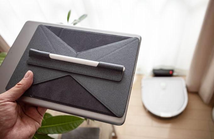 MOFT X(モフトエックス)_Apple Pencilホルダーを本体背面に貼り付け