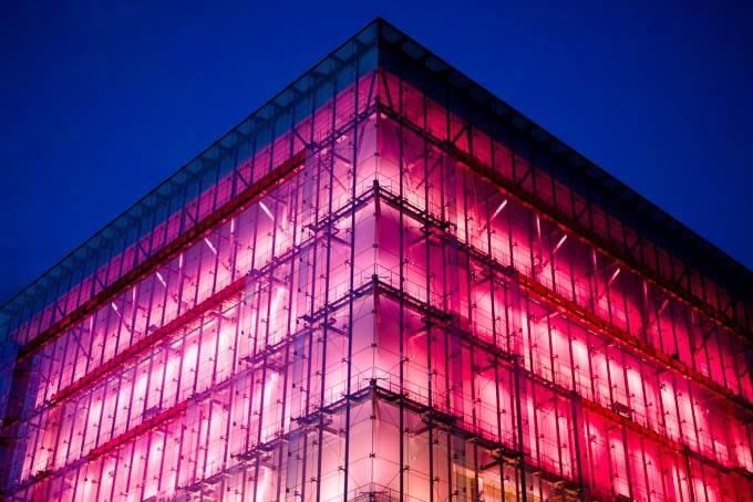 SIGMAfp(シグマエフピー)_建築物と照明
