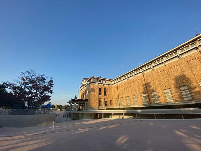 京都市京セラ美術館_外観8(広角撮影)
