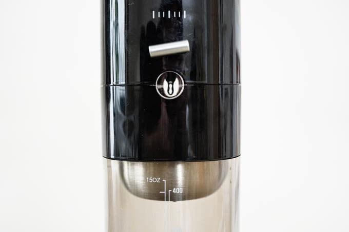 wiswell(ウィズウェル)コーヒーサーバー_水滴の落ちる様子