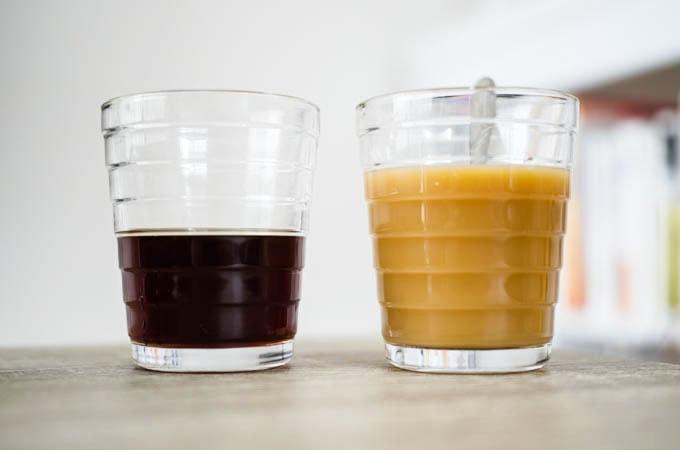 wiswell(ウィズウェル)コーヒーサーバーでつくった水出しコーヒー