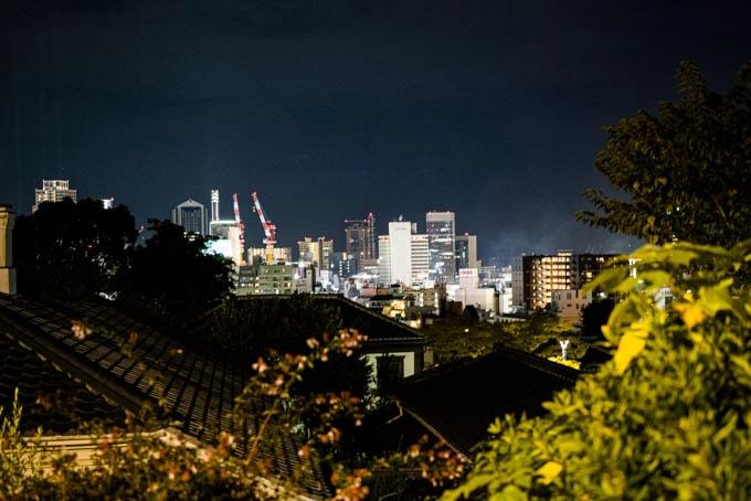 SIGMA fp(シグマエフピー)-神戸北野写真(夜)_夜景01