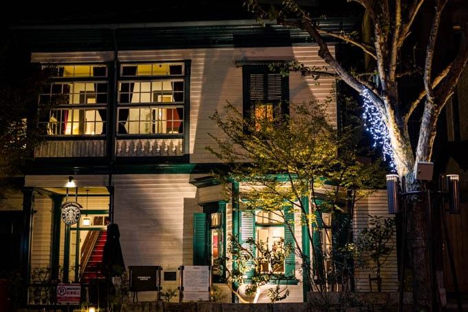 SIGMA fp(シグマエフピー)-神戸北野写真(夜)_建物