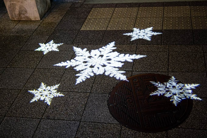 SIGMA fp(シグマエフピー)-神戸北野写真(夜)_クリスマスイルミ03