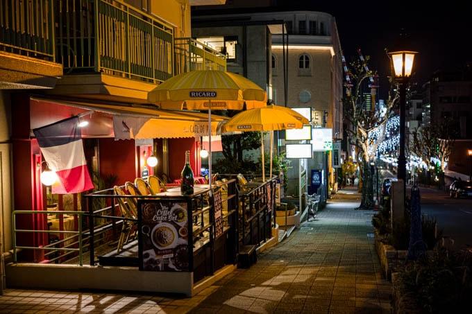 SIGMA fp(シグマエフピー)-神戸北野写真(夜)_飲み屋