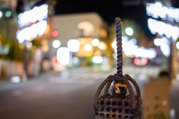 SIGMA fp(シグマエフピー)-神戸北野写真(夜)_背景ボケ