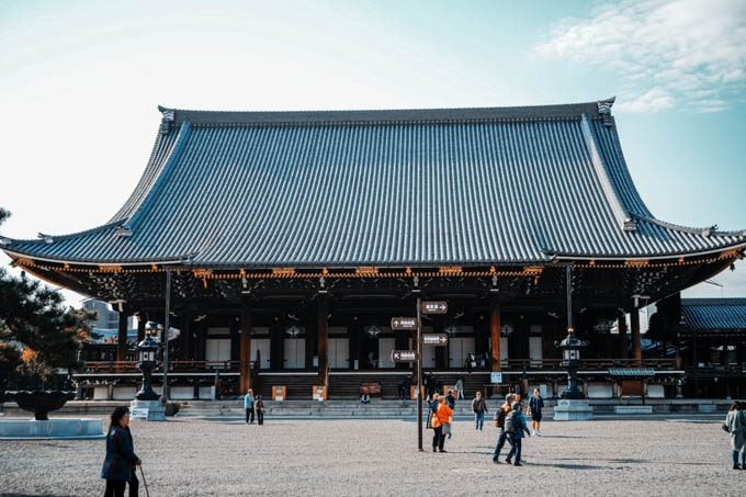 SIGMAfpティールオレンジin京都_東本願寺