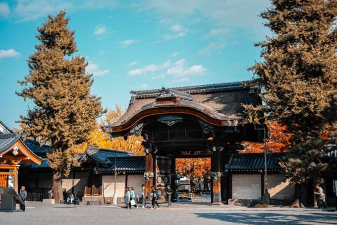 SIGMAfpティールオレンジin京都_東本願寺2