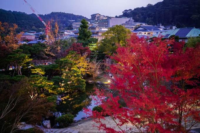 京都市京セラ美術館_テラス風景(日本庭園)