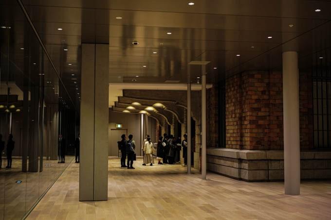 京都市京セラ美術館_入り口付近