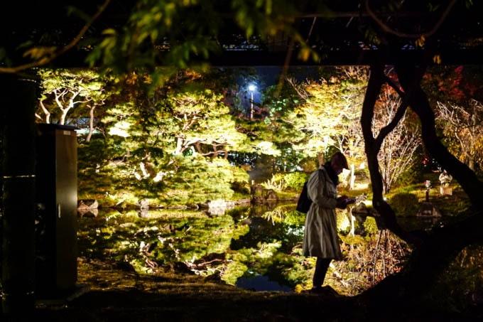 京都市京セラ美術館_日本庭園リフレクション2