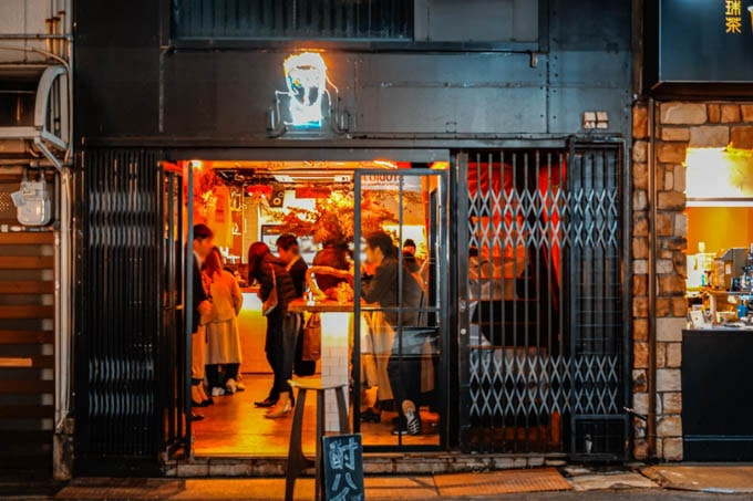 SIGMAfpティールオレンジin京都_飲み屋