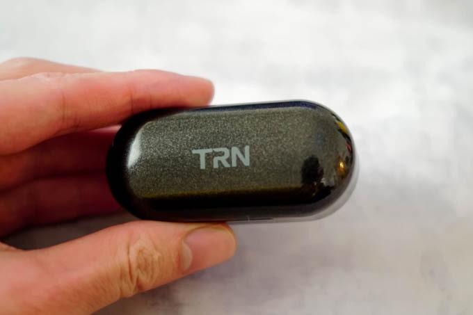 TRN-T200-ワイヤレスイヤホン_全体のデザイン