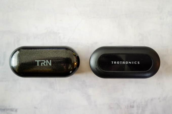 TRN-T200-ワイヤレスイヤホン_他のワイヤレスイヤホンとの比較
